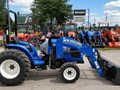 2017 New Holland Workmaster 40 Under 40 HP