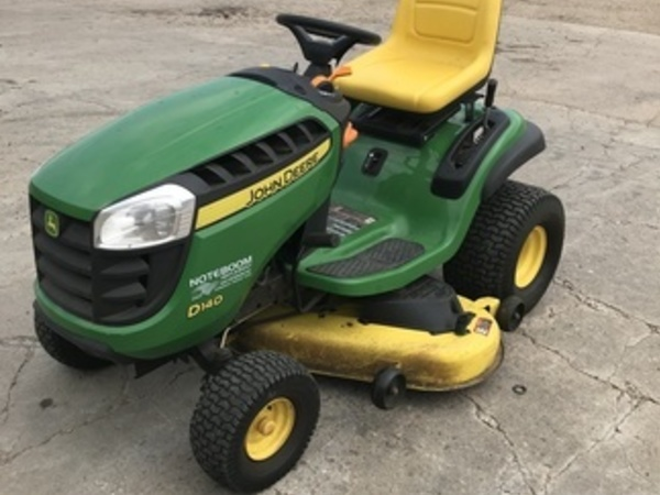 John Deere D140 Lawn and Garden for Sale | Machinery Pete