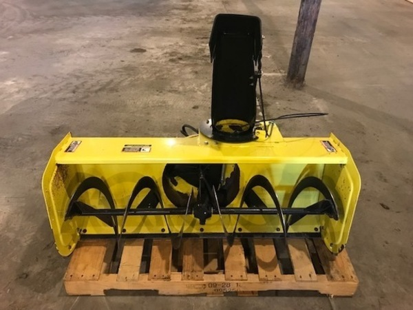 Used John Deere Snow Blowers for Sale | Machinery Pete