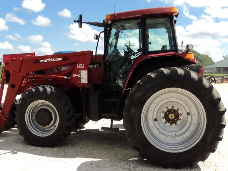 Used Case IH MXM190 Tractors for Sale | Machinery Pete