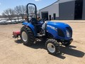 2017 New Holland Boomer 35 Under 40 HP