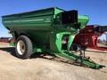 2011 J&M 1151-22D Grain Cart