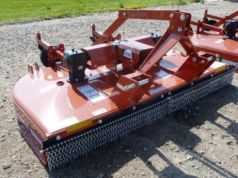 Used Rhino Turbo 96 Rotary Cutters for Sale | Machinery Pete