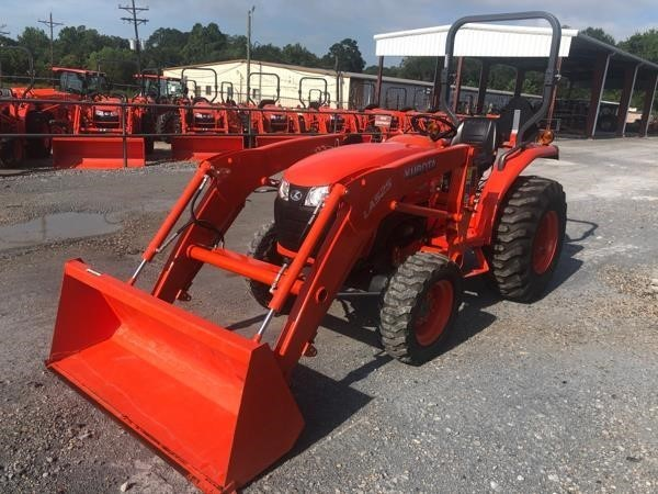 Used Kubota L2501 Tractors for Sale | Machinery Pete