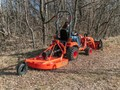 2019 Land Pride RCR1248 Rotary Cutter