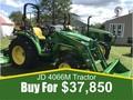 2017 John Deere 4066M 40-99 HP