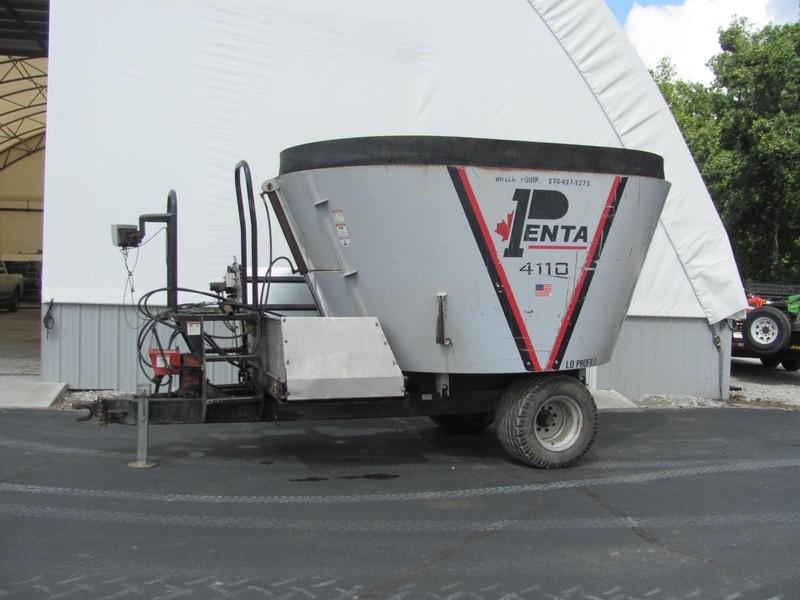 Penta 4110 Grinders and Mixer