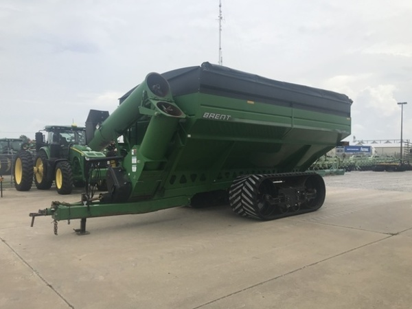 2014 Brent 1194 Grain Cart