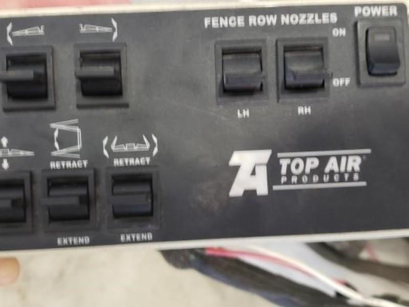 2007 Top Air TA112 Pull-Type Sprayer