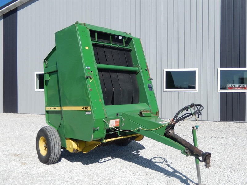 John Deere 430 Round Balers for Sale | Machinery Pete