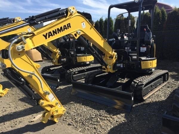 Used Yanmar Excavators and Mini Excavators for Sale