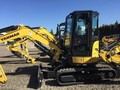 2019 Yanmar VIO35-6A Excavators and Mini Excavator