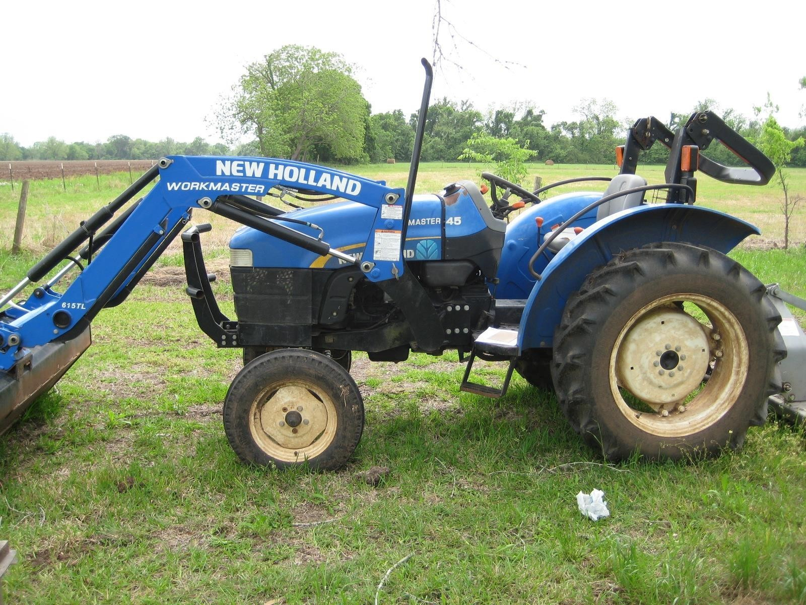2012 New Holland Workmaster 45 Tractor