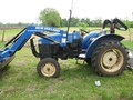 2012 New Holland Workmaster 45 40-99 HP