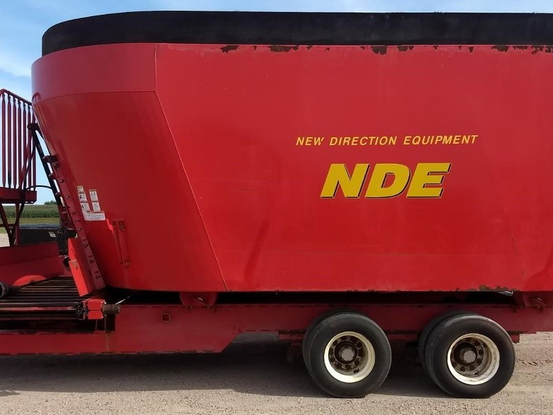 Used NDE Grinders and Mixers for Sale | Machinery Pete