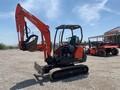 2017 Kubota KX71-3 Excavators and Mini Excavator