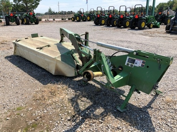 Used Krone Disk Mowers for Sale | Machinery Pete