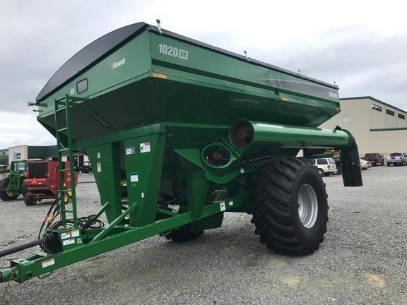 2019 Brandt 1020XR Grain Cart