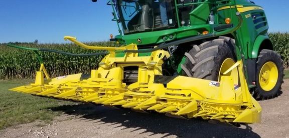2016 John Deere 698 Forage Harvester Head