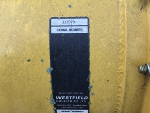 2011 Westfield MK130-91 Augers and Conveyor
