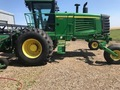 2011 John Deere D450 Self-Propelled Windrowers and Swather