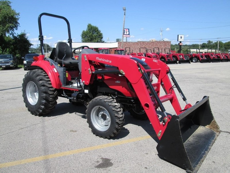 Used Mahindra 1533 Tractors for Sale | Machinery Pete