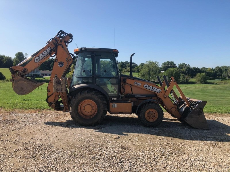 Used Case Backhoes for Sale | Machinery Pete