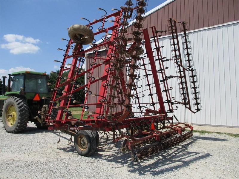 Kongskilde Triple K Field Cultivator