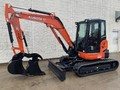2019 Kubota U55-4 Excavators and Mini Excavator