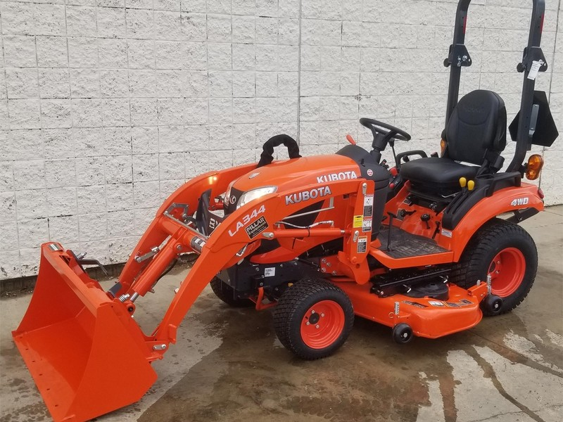 Used Kubota BX2380 Tractors for Sale | Machinery Pete