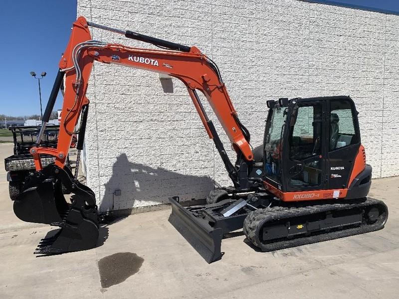 Used Kubota Excavators and Mini Excavators for Sale