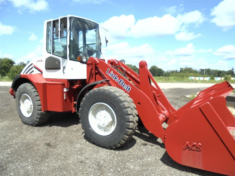 2004 Link-Belt L120 Wheel Loader