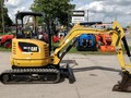 2015 Caterpillar 302.7D CR Excavators and Mini Excavator