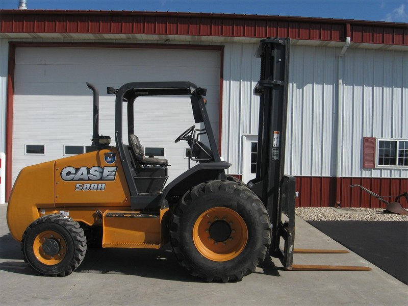 Used Forklifts for Sale | Machinery Pete
