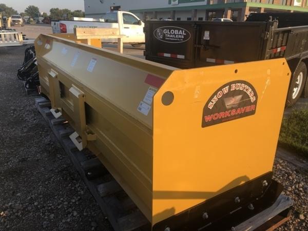 2019 Worksaver SPS-36120R Loader and Skid Steer Attachment