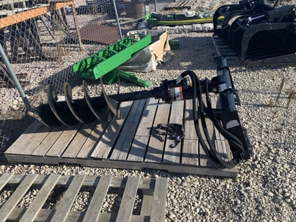 Used Post Hole Diggers for Sale | Machinery Pete
