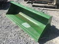 2012 John Deere BW14146 Loader and Skid Steer Attachment