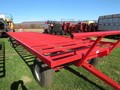 2019 Creekbank Welding 30 Bale Wagons and Trailer
