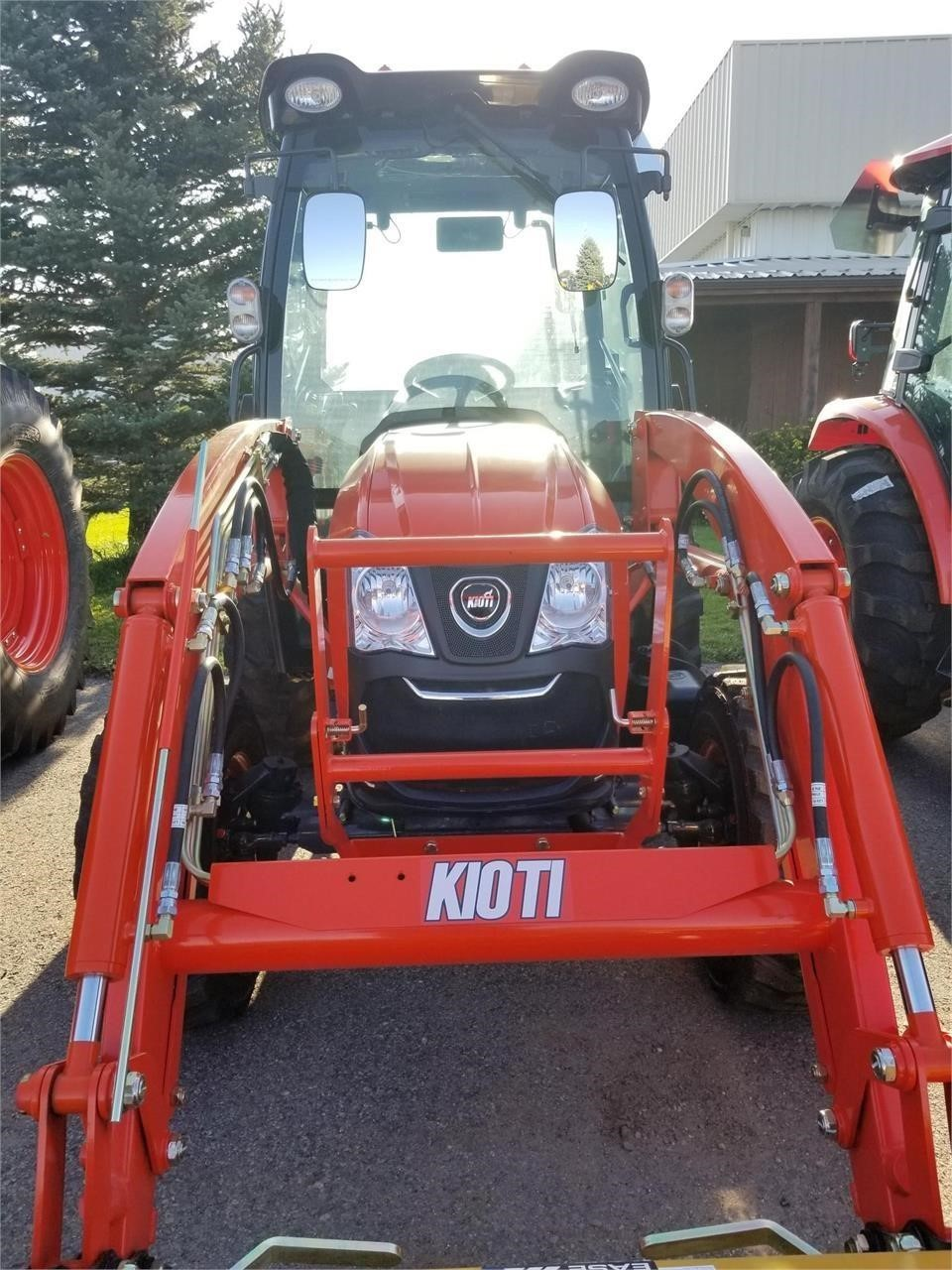 2019 Kioti DK6010SE HC Tractor
