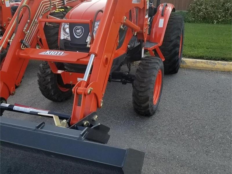 2019 Kioti CK3510HST Tractor