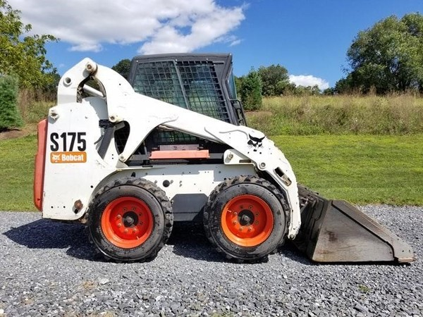 Used Bobcat S175 Skid Steers for Sale | Machinery Pete