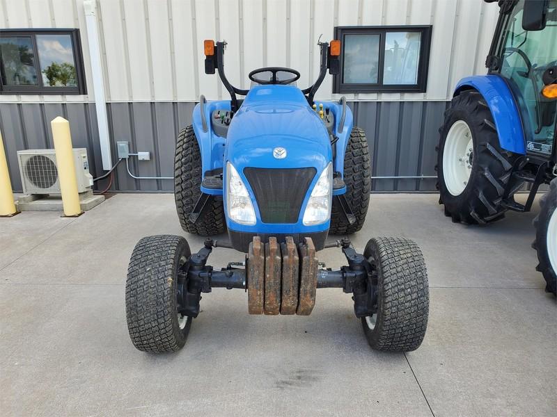 2004 New Holland TC45DA Tractor