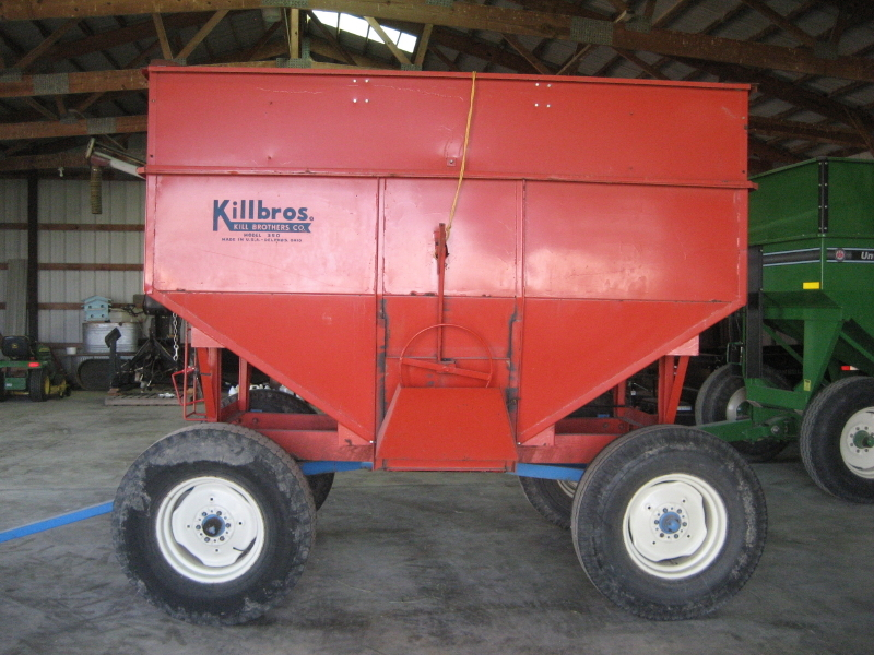 Used Killbros 350 Gravity Wagons for Sale | Machinery Pete