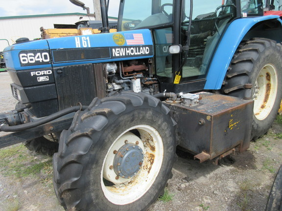 1997 New Holland 6640 Tractor