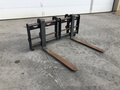 2012 Degelman Pallet Forks Loader and Skid Steer Attachment