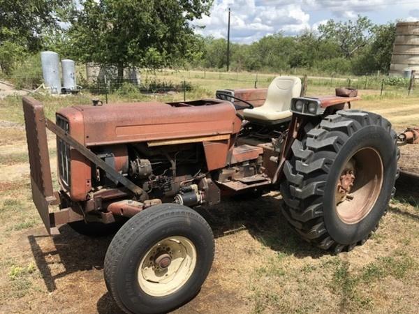 Used International Harvester 574 Tractors for Sale