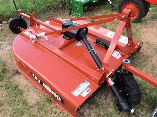 Used Rhino 160 Rotary Cutters for Sale   Machinery Pete