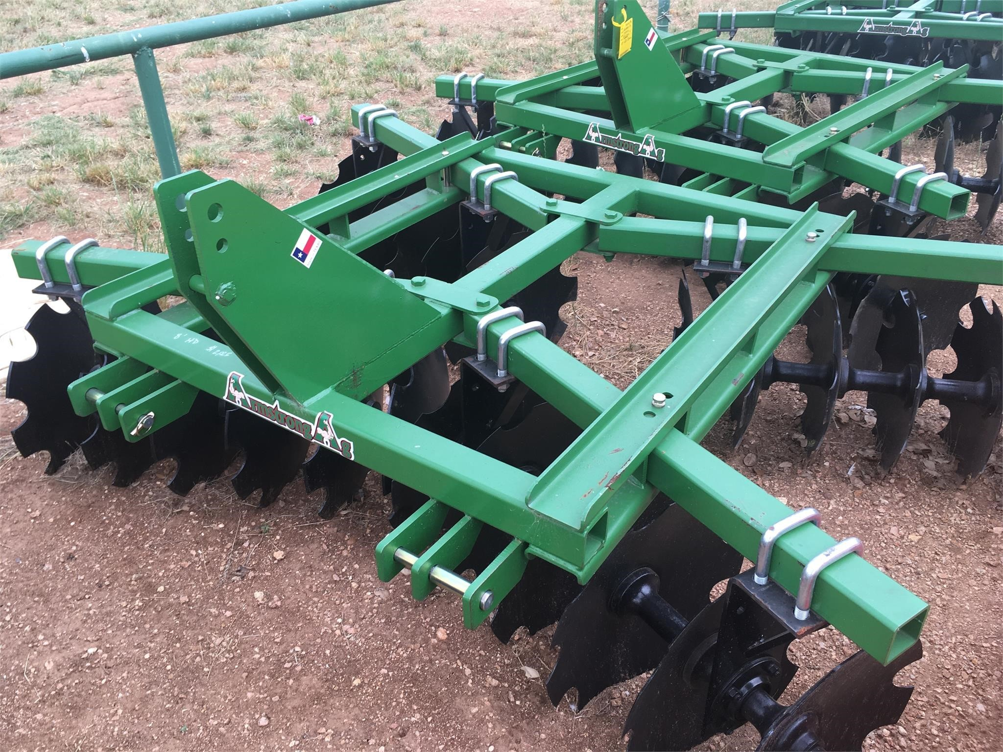 Armstrong Ag HD2420 Disk