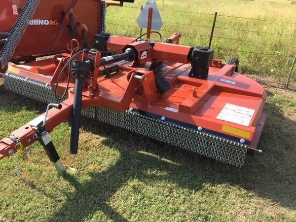 Used Rhino TW120 Rotary Cutters for Sale   Machinery Pete