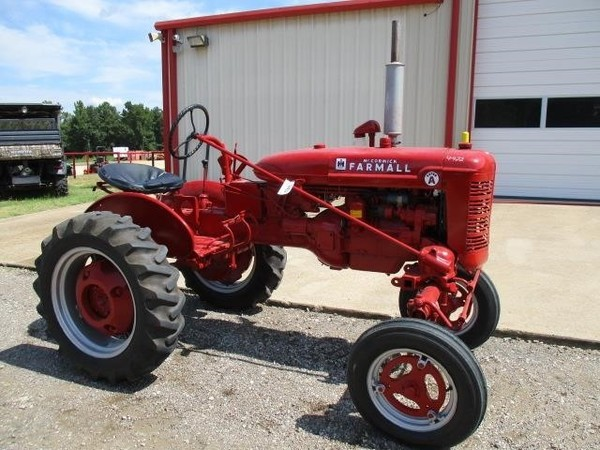 Used Farmall Tractors for Sale   Machinery Pete